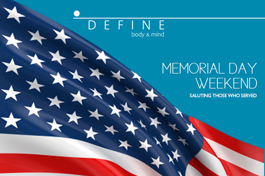 DEFINE body Memorial Day 2013