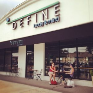 DEFINE Storefront