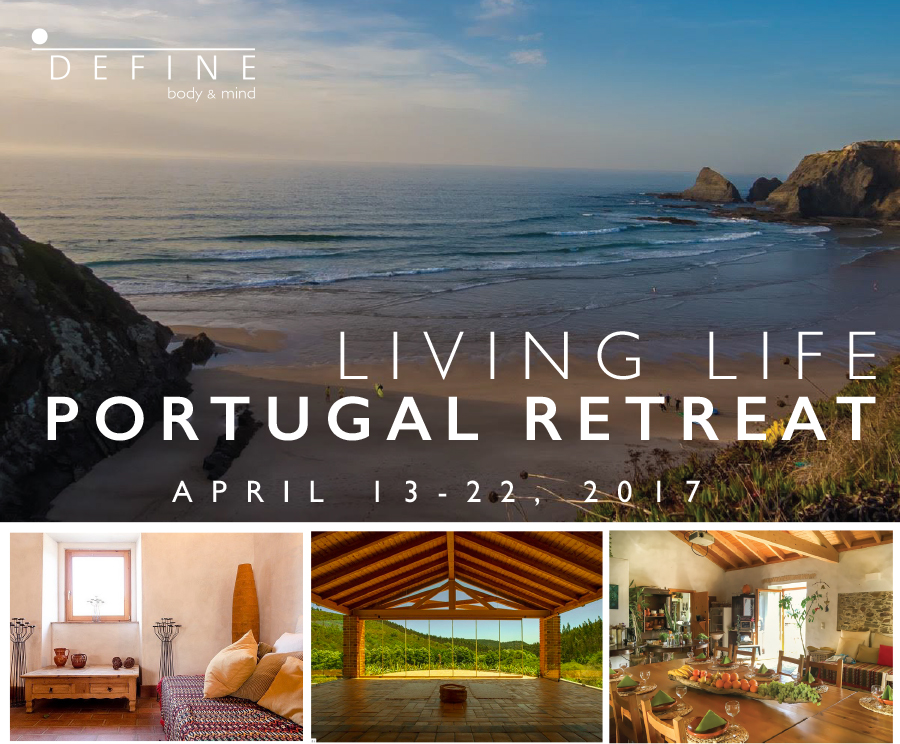Re Charge And Re Fuel Portugal Retreat Define Body Mind