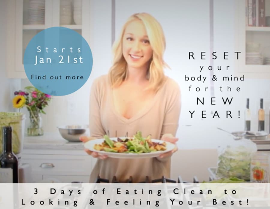 Start the New Year Off With A Good CLEANSE! 1