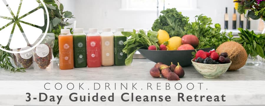 Start the New Year Off With A Good CLEANSE!